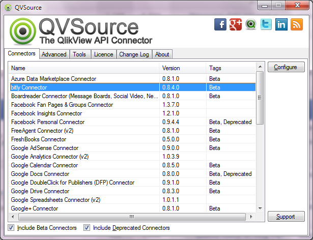 QVSource GUI